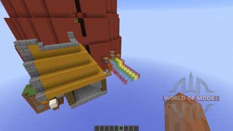 Sheep Spleef für Minecraft