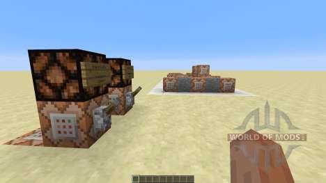 Fully Working Toaster für Minecraft