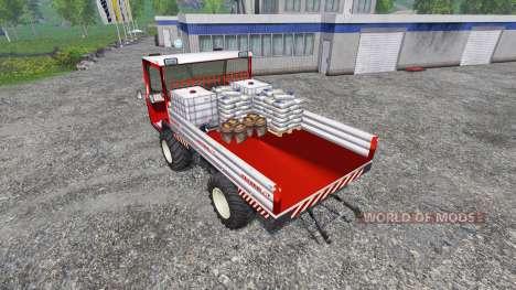 Reform Muli 550 v2.0 pour Farming Simulator 2015