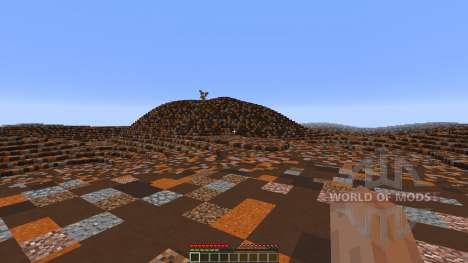 Mars Survival für Minecraft