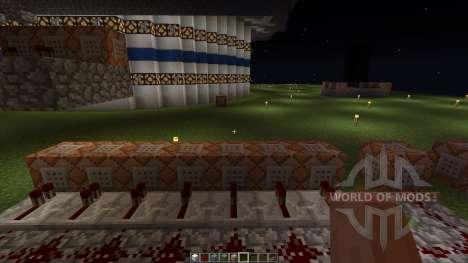 Blaze Runner V1 pour Minecraft
