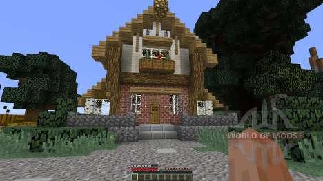 Medieval Fantasy Building Pack 2 Minecraft pour Minecraft