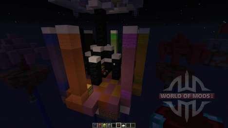 Captura A La Mapa Oasis pour Minecraft