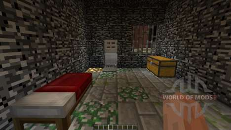 Prison Spawn [1.8][1.8.8] pour Minecraft
