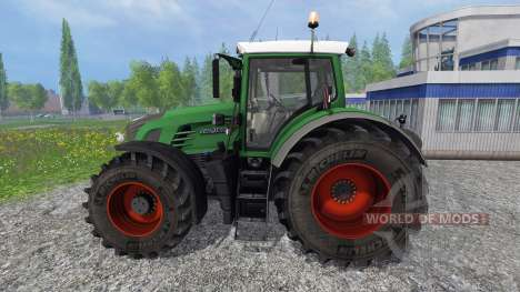 Fendt 936 Vario v4.0 für Farming Simulator 2015
