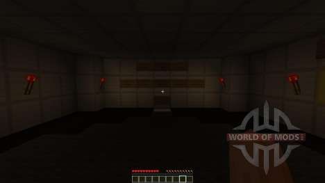 The Haunted Hallway pour Minecraft