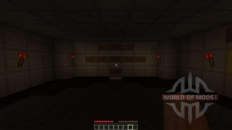 The Haunted Hallway für Minecraft