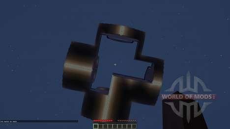 Parkour Islands pour Minecraft