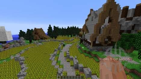 ENDUR für Minecraft