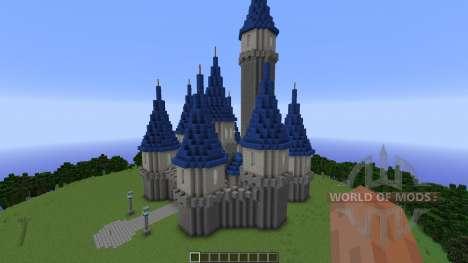 Island Castle pour Minecraft