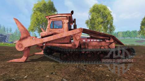 TT-4 für Farming Simulator 2015