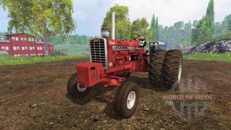 Farmall 1206 dually für Farming Simulator 2015