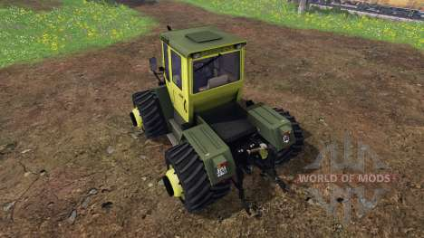Mercedes-Benz Trac 1100 super turbo pour Farming Simulator 2015
