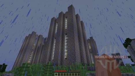 Cobblewood pour Minecraft