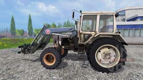 MTZ-80 v2.0 pour Farming Simulator 2015