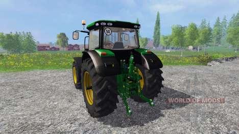 John Deere 6130R v2.0 für Farming Simulator 2015