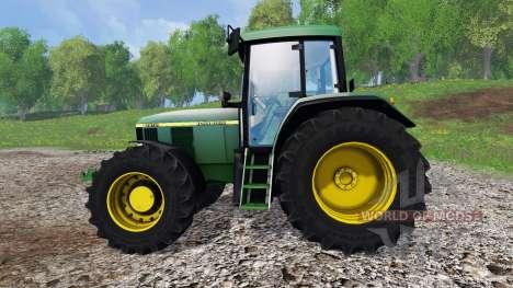 John Deere 6910 v2.0 pour Farming Simulator 2015