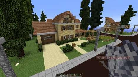 GREENVILLE für Minecraft