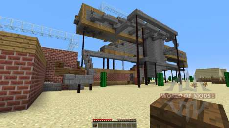 DramPam für Minecraft