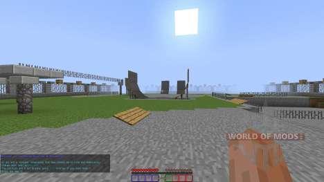 Skateboarding [1.8][1.8.8] pour Minecraft