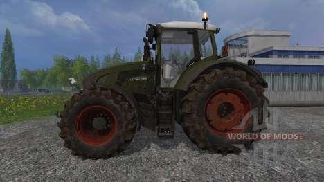 Fendt 828 Vario pour Farming Simulator 2015