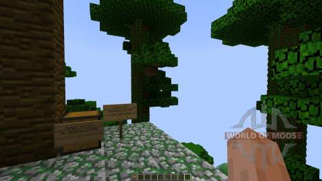 Jungle survival [1.8][1.8.8] für Minecraft