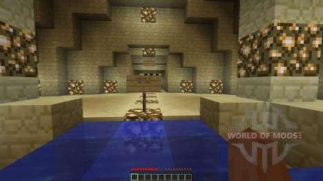 ZOMBIE CASTLE DEFENDERS pour Minecraft
