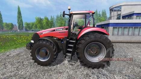 Case IH Magnum CVX 380 v2.0 pour Farming Simulator 2015