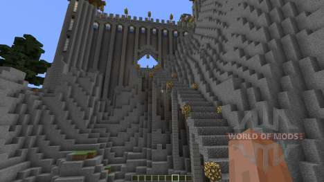 Castle of Caramalo für Minecraft
