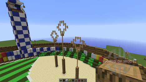 Quidditch Pitch für Minecraft