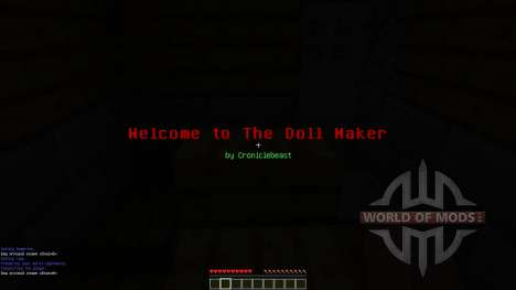 The Doll Maker [1.8][1.8.8] pour Minecraft