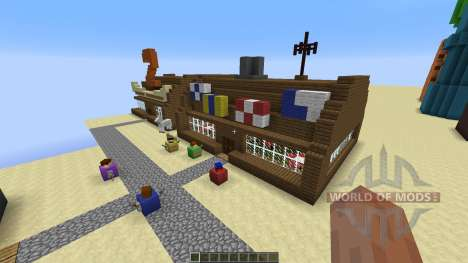 Spongebob Bikini Bottem pour Minecraft