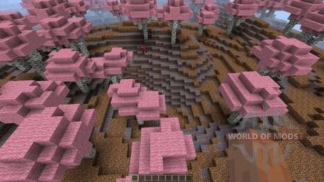 Land Spiral [1.8][1.8.8] pour Minecraft