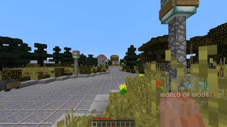 Minemios The new Minecraft amusement pour Minecraft