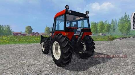 Zetor 7340 Turbo v2.0 für Farming Simulator 2015