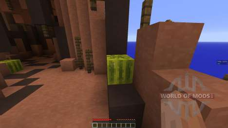 Melon mania 2 pour Minecraft