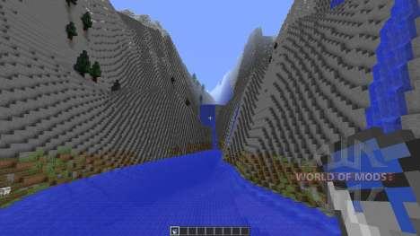 Pine Valley für Minecraft