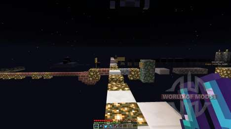 Sky Quest Dragon Slayer Reign Of GigaLox pour Minecraft