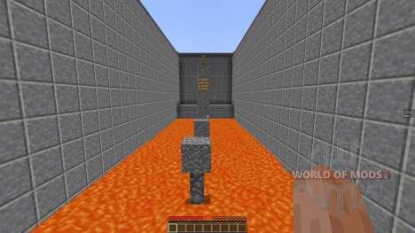 Jays Parkour Challenge 2 [1.8][1.8.8] pour Minecraft