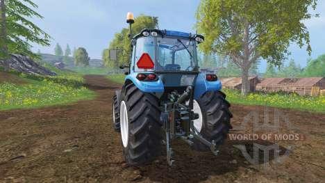 New Holland T4.115 für Farming Simulator 2015