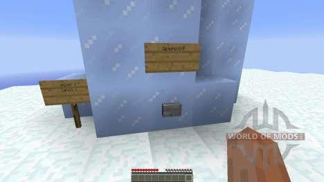 Parkour 4 pour Minecraft