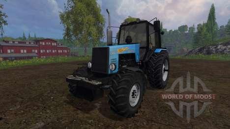 MTZ-1221 belarussischen v4.0 für Farming Simulator 2015