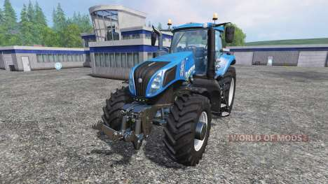 New Holland T8.320 v0.1 für Farming Simulator 2015