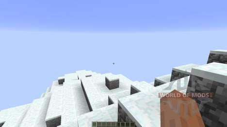 Wyverns Peak für Minecraft
