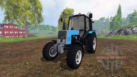 MTZ-892 v1.2 pour Farming Simulator 2015