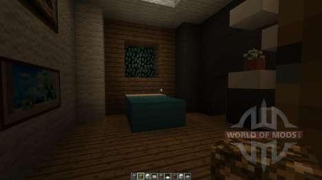 LEVELS An Underground Home für Minecraft