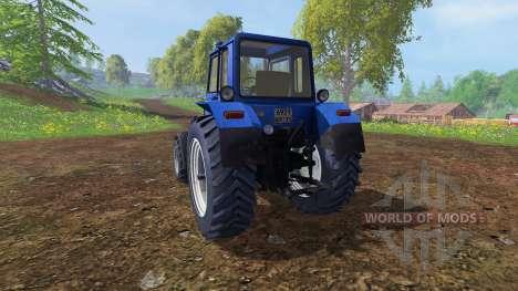 MTZ-82 turbo v2.0 für Farming Simulator 2015