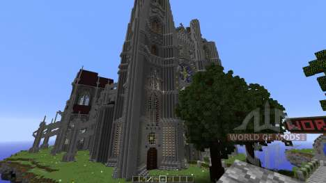 Amazing Cathedralspawn für Minecraft