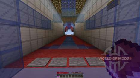 INFINI-RUNNER Addictive Fast-Paced pour Minecraft
