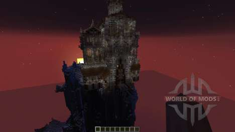 Alexanders Cathedral Fully Furnished pour Minecraft